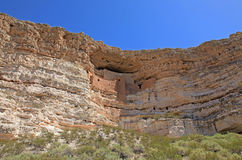 Montezuma Castle National Monument Stock Photo