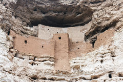 Montezuma castle Pueblo Royalty Free Stock Photos