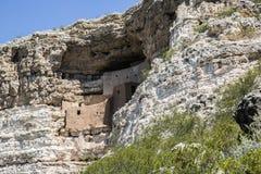 Montezuma castle's, Arizona Royalty Free Stock Photo