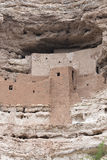 Montezuma Castle , vertical Stock Photography