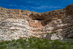 Montezuma Castle and Well Stock Photography