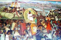 Montezuma de roi Photos libres de droits