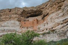 Free Montezuma`s Castle Cliff-dwelling Royalty Free Stock Image - 169715816