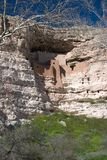 Montezuma's Castle near Sedona, AZ Stock Photography
