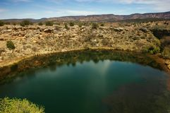 Montezuma's Well Royalty Free Stock Images