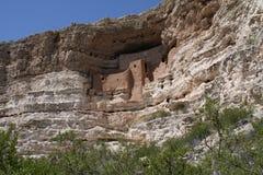 Montezuma slott Arkivfoton