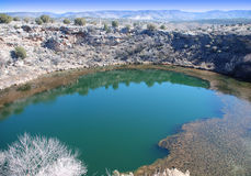 Montezuma Well Royalty Free Stock Photo
