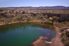 Montezuma Well Royalty Free Stock Image