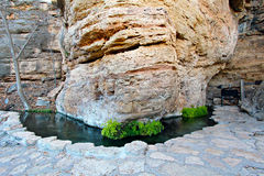 Montezuma Well Stock Photos