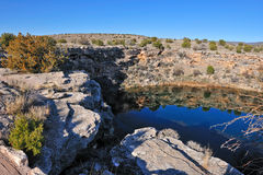 Montezuma well Royalty Free Stock Images