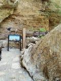 Montezuma Well Zdjęcie Royalty Free