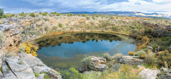 Montezuma Well National Monument Stock Images