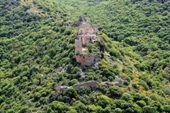 Montfort Castle, Israel Stock Images