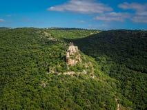 Montfort Castle in Upper Galilee, Israel Royalty Free Stock Image