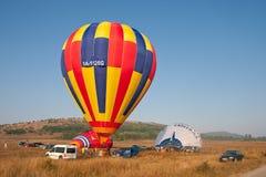 montgolfeerie international празднества воздушного шара Стоковое фото RF