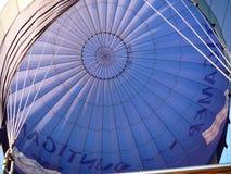 Montgolfière Photos stock