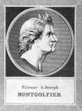 Montgolfier Brothers Stock Photos