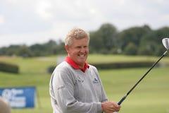 Montgomerie, de aberto France 2006, golf o nacional Fotografia de Stock