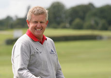 Montgomerie, Open de France 2007, golf National Royalty Free Stock Photo
