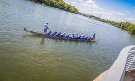 Montgomery Alabama Dragon Boat Festival 2016 Foto de Stock