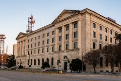 Frank M. Johnson Jr. Federal Building royalty free stock photos