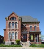 Montgomery County Rotary Jail Royalty Free Stock Photo