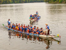 2015 Montgomery Dragon Boat Festival Stock Images