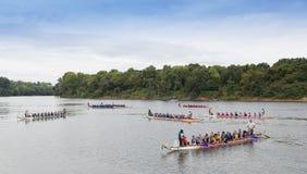 2015 Montgomery Dragon Boat Festival Stock Photo