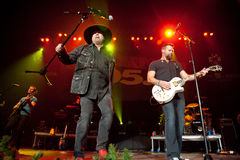 Montgomery Gentry Royalty Free Stock Photo