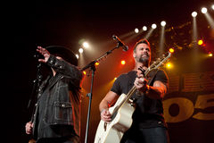 Montgomery Gentry Royalty Free Stock Photography