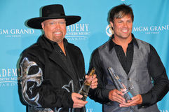 Montgomery Gentry Royalty Free Stock Images
