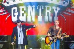 Montgomery Gentry Stock Image