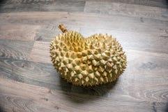 monthong do durian no assoalho estratificado Foto de Stock