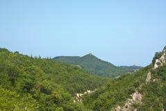 Monti della Laga. Landscape, Abruzzo region, Italy Stock Photos
