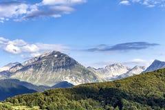 Monti della Laga Stock Photography