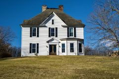 """Monti il †""""la contea di Botetourt, la Virginia, U.S.A. della gioia Immagini Stock Libere da Diritti"""