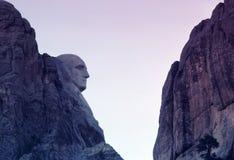 Monti Rushmore Fotografie Stock Libere da Diritti
