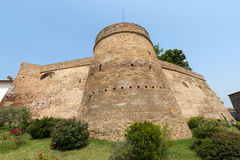 Montiano (Emilia-Romagna, Italy), Old castle Royalty Free Stock Images