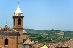 Montiano (Emilia-Romagna, Italy), Old town royalty free stock photos