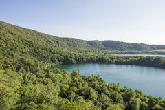 Free Monticchio Vulcanic Lake Stock Images - 45684314