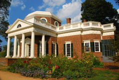 Monticello Royalty Free Stock Images