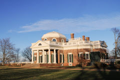 Monticello back Stock Image