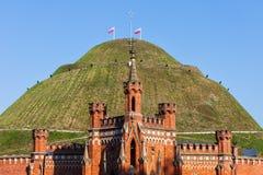 Monticello di Kosciuszko a Cracovia immagine stock