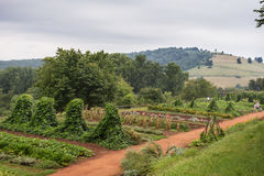 Monticello Farm Royalty Free Stock Image