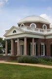 Monticello House in Richmond Virginai USA Stock Photos