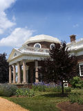 Monticello House in Richmond Virginai USA Royalty Free Stock Image