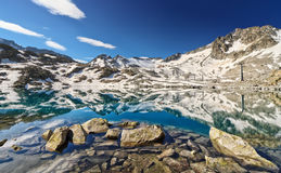 Monticello Lake - Paradiso pass Royalty Free Stock Photo