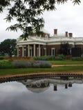 Monticello Reflexion Lizenzfreies Stockbild