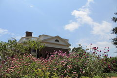 Monticello strona obrazy stock