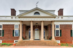 Monticello - Virginia Royalty Free Stock Photos